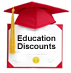 Education Discounts